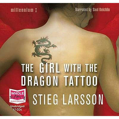 The Girl with the Dragon Tattoo - Larsson, Stieg, and Reichlin, Saul (Read by)