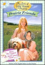 The Girls of Little House on the Prairie: Prairie Friends [Mini Scrapbook with Sticker Sheets]