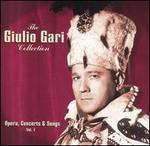 The Giulio Gari Collection, Vol. 1