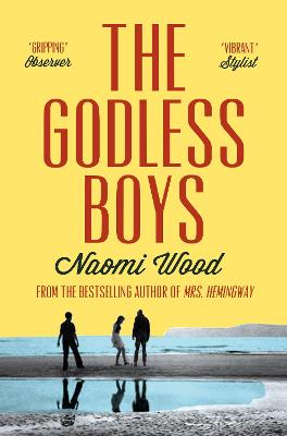 The Godless Boys - Wood, Naomi