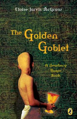 The Golden Goblet - McGraw, Eloise Jarvis
