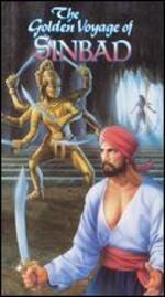 The Golden Voyage of Sinbad [Blu-ray]