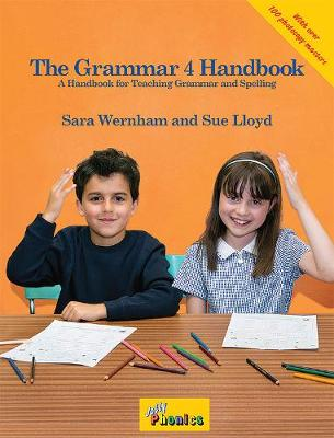 The Grammar 4 Handbook: in Precursive Letters (BE) - Wernham, Sara, and Lloyd, Sue, and Stephen, Lib (Illustrator)