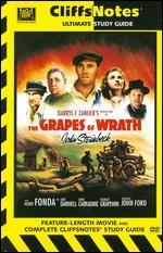 The Grapes of Wrath [Cliff Notes Edition]