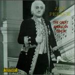 The Great American Tenor - Arthur Kent (bass baritone); Dorothy Sarnoff (soprano); Kerstin Thorborg (mezzo-soprano); Leonard Warren (baritone); Zinka Milanov (soprano)