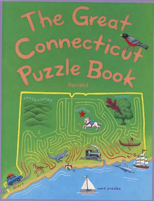 The Great Connecticut Puzzle Book - Smolik, Jane Petrlik