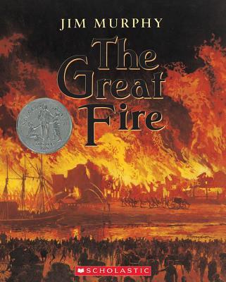 The Great Fire - Murphy, Jim