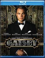The Great Gatsby [Includes Digital Copy] [UltraViolet] [Blu-ray]