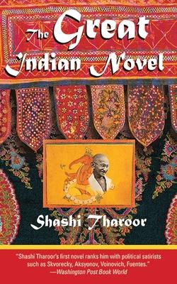 The Great Indian Novel - Tharoor, Shashi