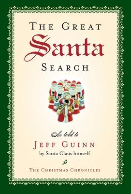 The Great Santa Search - Guinn, Jeff