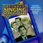 The Great Singing Screen Stars