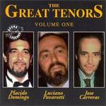 The Great Tenors, Volume One