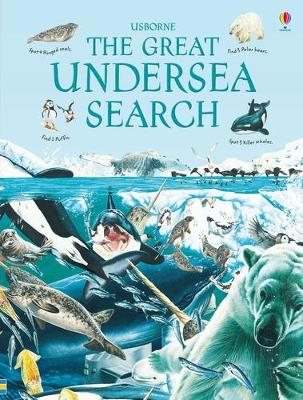 The Great Undersea Search - Needham, Kate