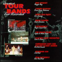 The Greatest Tour Bands Ever Recorded - Various Artists