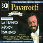 The Greatest Voice in Opera: Highlights from La Traviata, Manon, Idomeneo (Collectors Edition)