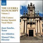 The Guerra Manuscript, Vol. 2