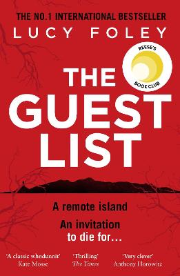 The Guest List - Foley, Lucy