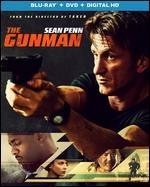 The Gunman [2 Discs] [UltraViolet] [With Digital Copy] [Blu-ray/DVD]