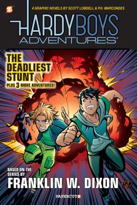 The Hardy Boys Adventures #2 - Lobdell, Scott (Artist), and Henrique, Paulo (Artist), and Smith, Tim (Artist)