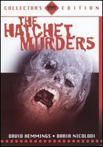 The Hatchet Murders [Collector's Edition]