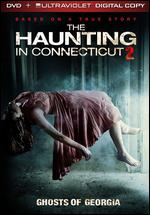 The Haunting in Connecticut 2: Ghosts of Georgia [Includes Digital Copy] [UltraViolet] - Tom Elkins