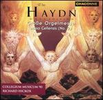 The Haydn Mass Edition: Großes Orgelmesse; Missa Cellensis (No. 2)