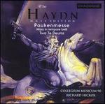 The Haydn Mass Edition: Paukenmesse - Missa in tempore belli; Two Te Deums