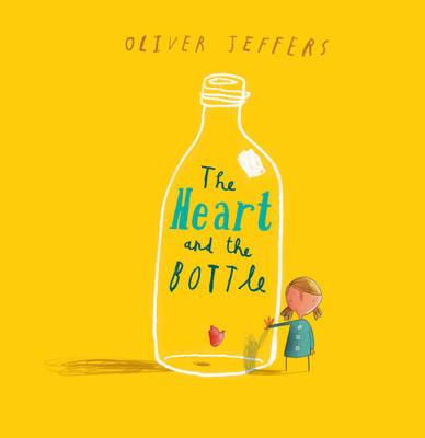 The Heart and the Bottle Mini - Jeffers, Oliver (Illustrator)