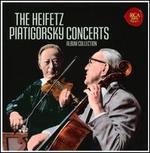 The Heifetz Piatigorsky Concerts [2012]