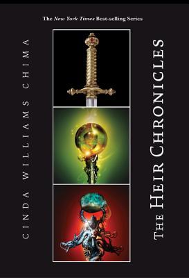 The Heir Chronicles 3-Book Box Set - Chima, Cinda Williams