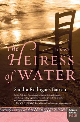 The Heiress of Water - Barron, Sandra Rodriguez