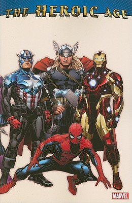 The Heroic Age - Bendis, Brian Michael, and Brubaker, Ed, and Gage, Christos N