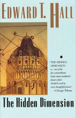 The Hidden Dimension - Hall, Edward T