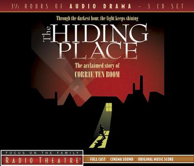 The Hiding Place - Ten Boom, Corrie (Original Author)