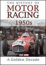 The History of Motor Racing: 1950s