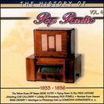 The History of Pop Radio, Vol. 4: 1933-1936 [OSA/Radio History]