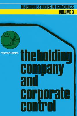 The holding company and corporate control - Daems, Herman P.
