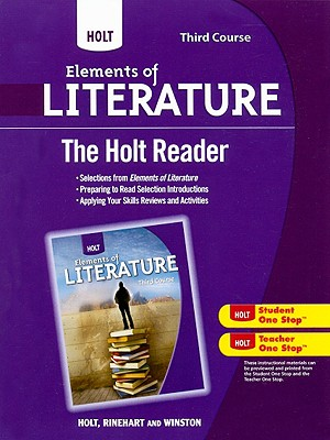 The Holt Reader, Third Course - Holt Rinehart & Winston (Creator)