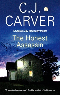 The Honest Assassin - Carver, C. J.