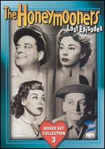The Honeymooners: Lost Episodes - Boxed Set Collection 3 [4 Discs]
