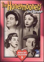 The Honeymooners: Lost Episodes - Boxed Set Collection 5 [4 Discs]