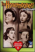 The Honeymooners: Lost Episodes - Boxed Set Collection 6 [4 Discs] - Frank Satenstein