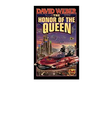 The Honor of the Queen - Weber, David
