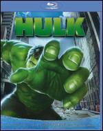 The Hulk [The Wolfman $10 Movie Cash] [Blu-ray]