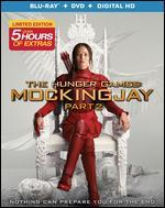The Hunger Games: Mockingjay, Part 2 [Blu-ray]