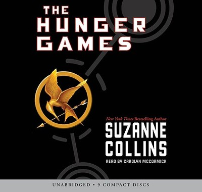 The Hunger Games - Collins, Suzanne, and McCormick, Carolyn (Read by)