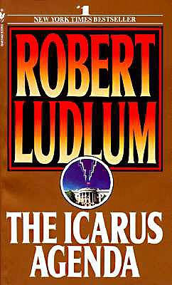 The Icarus Agenda - Ludlum, Robert, and Ludlam