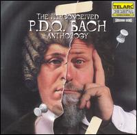 The Ill-Conceived P.D.Q. Bach Anthology - P.D.Q. Bach