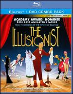 The Illusionist [2 Discs] [Blu-ray/DVD] - Sylvain Chomet
