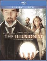 The Illusionist [WS] [2 Discs] [Blu-ray/DVD] - Neil Burger